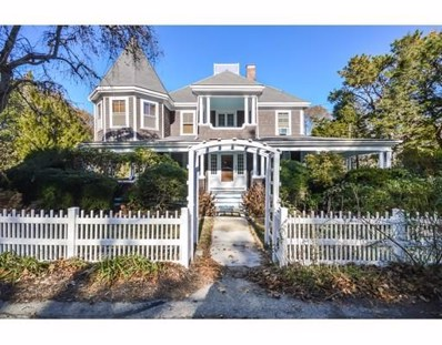 40 Red Brook Harbor Rd, Bourne, MA 02532 - MLS#: 72258149