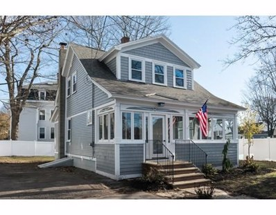 5 Winter St, Amesbury, MA 01913 - MLS#: 72258656