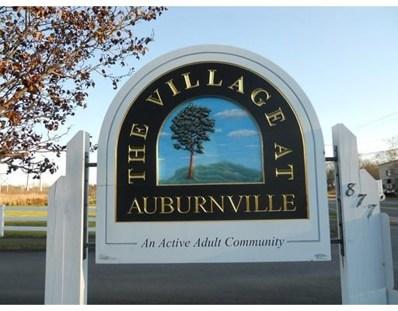 877 Auburnville Way UNIT C5, Whitman, MA 02382 - MLS#: 72259113
