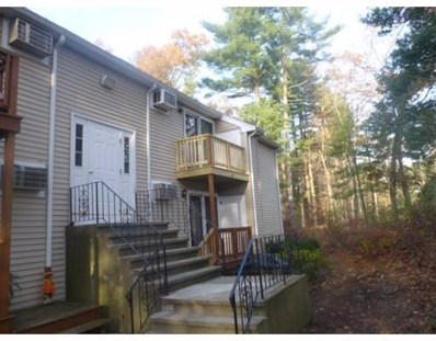 165-R Chestnut St UNIT 7, Foxboro, MA 02035 - MLS#: 72259135
