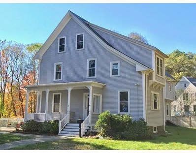 44-46 Greenwood Lane, Waltham, MA 02451 - MLS#: 72259177