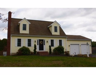 5 Ray Way, East Bridgewater, MA 02333 - MLS#: 72259368