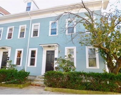 22 Prince St UNIT 22, Cambridge, MA 02139 - MLS#: 72259497