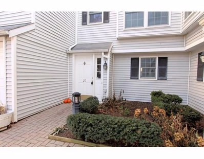 27 Fallon Court UNIT 27, Quincy, MA 02169 - MLS#: 72259602