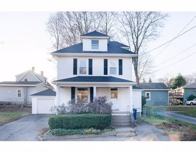 20 Sheppard Ave, Braintree, MA 02184 - MLS#: 72260043