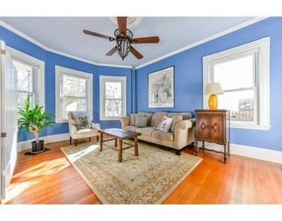 21 Plainfield Street UNIT 1, Boston, MA 02130 - MLS#: 72260126