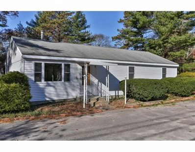 110 Plymouth Ave, Wareham, MA 02538 - MLS#: 72260360