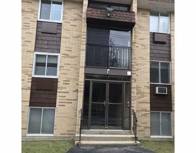 121 Bailey St UNIT F52, Worcester, MA 01602 - MLS#: 72260554