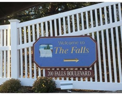 200 Falls Blvd UNIT F304, Quincy, MA 02169 - MLS#: 72260984