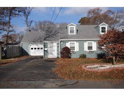 7 Blueberry Rd, Bourne, MA 02532 - MLS#: 72261511