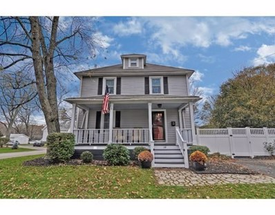 132 Grant St, North Attleboro, MA 02760 - MLS#: 72261533
