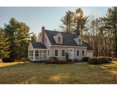 135 Worcester Road, Princeton, MA 01541 - MLS#: 72261765