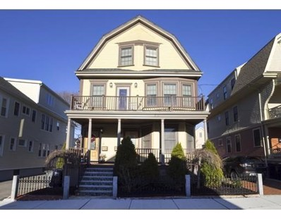 25 Copley St. UNIT 1, Cambridge, MA 02138 - MLS#: 72261987