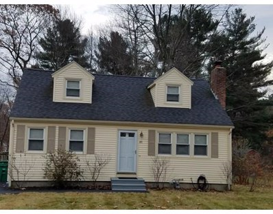 89 Mill St, Burlington, MA 01803 - MLS#: 72262028