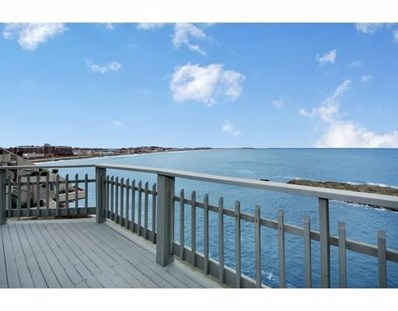 24 Oceanside Drive Waterfront UNIT 24, Hull, MA 02045 - MLS#: 72262202