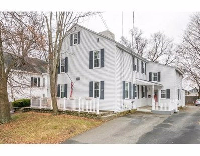 77 Ash Street UNIT 77, Reading, MA 01867 - MLS#: 72262247