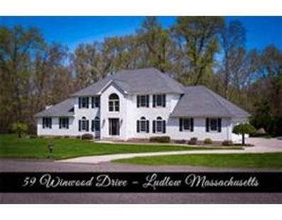 59 Windwood Drive, Ludlow, MA 01056 - MLS#: 72262856