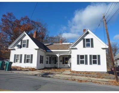 133-137 Laurel St, Fitchburg, MA 01420 - MLS#: 72262858