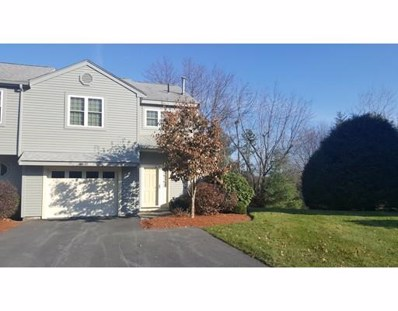 406 Ridgefield Circle UNIT D, Clinton, MA 01510 - MLS#: 72262937