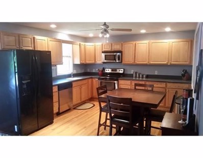 152 Park Hill Avenue UNIT 1, Millbury, MA 01527 - MLS#: 72263122