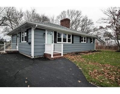 27 Elmwood Rd, New Bedford, MA 02740 - MLS#: 72263218