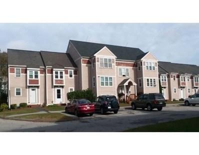 260 Warren Ave UNIT A7, Brockton, MA 02301 - MLS#: 72263491