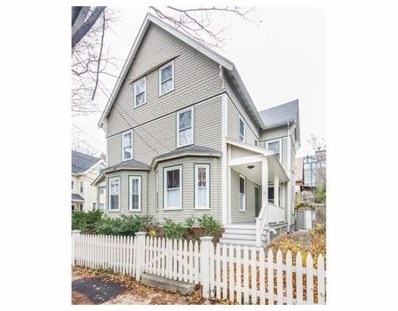 17 Cottage Avenue UNIT #1, Somerville, MA 02144 - MLS#: 72263648