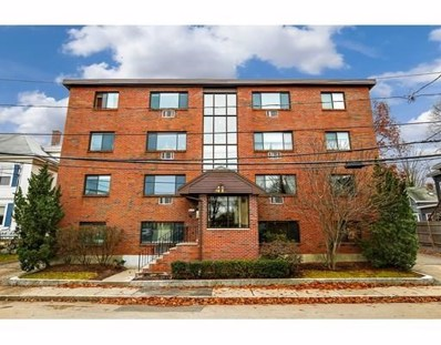 41 Walnut Street UNIT 21, Waltham, MA 02453 - MLS#: 72263691