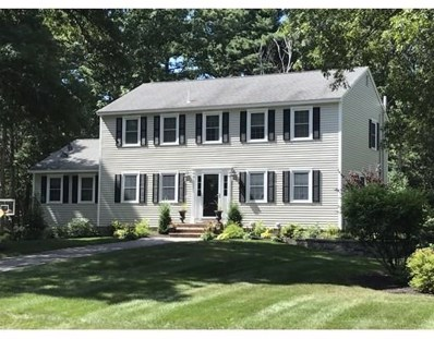 9 Golden Oaks Lane, Andover, MA 01810 - MLS#: 72263770