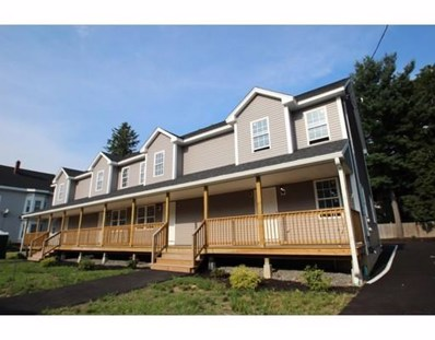 73 Auburn St UNIT 1, Haverhill, MA 01830 - MLS#: 72264086