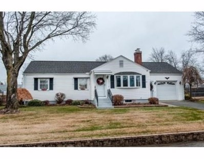22 Dawn St, Chicopee, MA 01020 - MLS#: 72264123