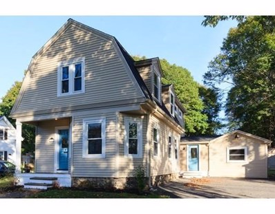 109 Pearl St., Middleboro, MA 02346 - MLS#: 72264152