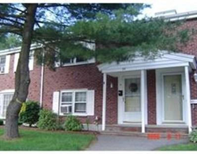 33 Trudy Terrace UNIT 33, Brockton, MA 02301 - MLS#: 72264532