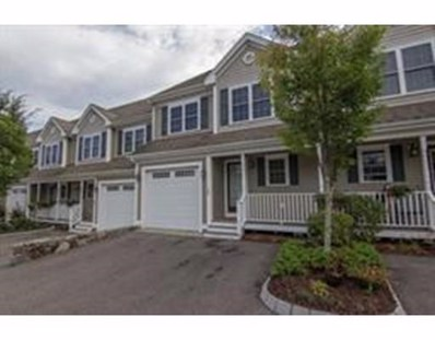 1284 County St UNIT 14, Attleboro, MA 02703 - MLS#: 72264905