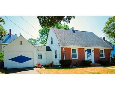 11 Colonial Terrace, Brockton, MA 02301 - MLS#: 72265225