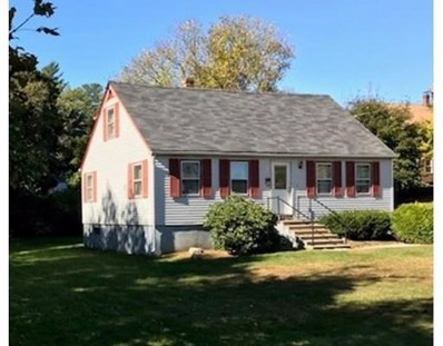 6 2ND Ave, Dudley, MA 01571 - MLS#: 72265511