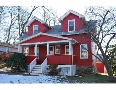 9 Hunnewell Rd, Worcester, MA 01606 - MLS#: 72265752