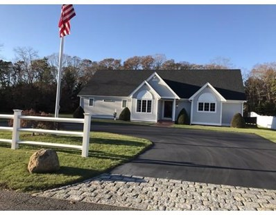 8 Waquoit Farms Dr, Falmouth, MA 02536 - MLS#: 72265836