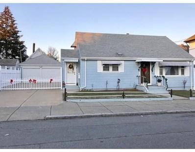 101 Larch St, New Bedford, MA 02740 - MLS#: 72266103