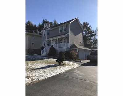 1038 Pequot St, New Bedford, MA 02745 - MLS#: 72266316