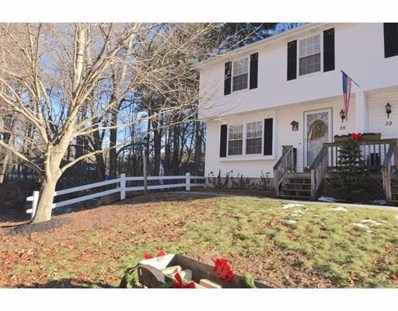 85 Harvest Rd UNIT 85, Uxbridge, MA 01569 - MLS#: 72266323