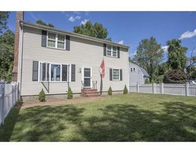 1531 Old Pleasant St, Bridgewater, MA 02324 - MLS#: 72266440