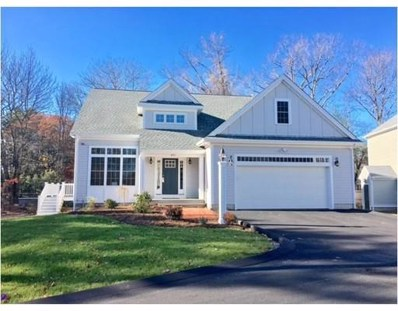 67 County Street Lot 3 UNIT A, Dover, MA 02030 - MLS#: 72266764