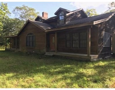 30 Old County, West Tisbury, MA 02568 - MLS#: 72266974