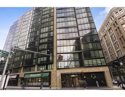 580 Washington St UNIT 1507, Boston, MA 02111 - MLS#: 72267003