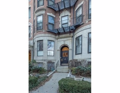 488 Beacon St UNIT 17, Boston, MA 02115 - MLS#: 72267663