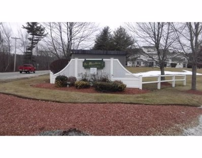 4A W Hill Dr UNIT UA, Westminster, MA 01473 - MLS#: 72267671