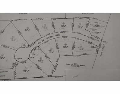 Lot 5 Willowbrook Lane, Wilbraham, MA 01095 - MLS#: 72267684