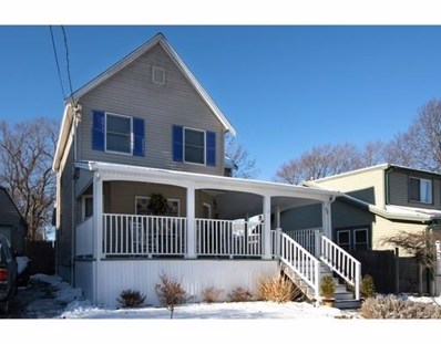 22 Bicknell Rd, Weymouth, MA 02191 - MLS#: 72267716