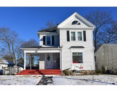 426 Moraine St, Brockton, MA 02301 - MLS#: 72267733